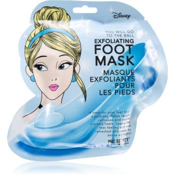 Mad Beauty Disney Princess Cinderella masca pentru exfoliere pentru picioare imagine 2021 notino.ro