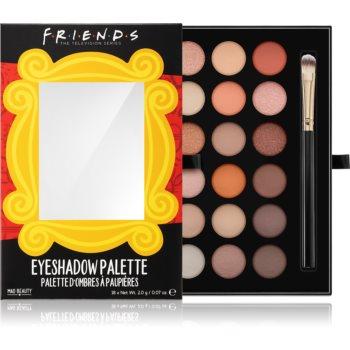 Mad Beauty Friends paletă cu farduri de ochi imagine 2021 notino.ro