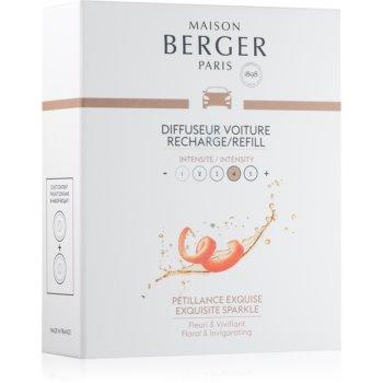 Maison Berger Paris Car Exquisite Sparkle parfum pentru masina Refil notino.ro