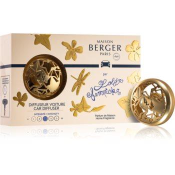 Maison Berger Paris Lolita Lempicka parfum pentru masina Clip (Gold)