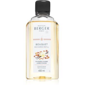 Maison Berger Paris Amber Powder reumplere în aroma difuzoarelor