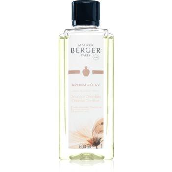 Maison Berger Paris Aroma Relax rezervă lichidă pentru lampa catalitică (Oriental Comfort)
