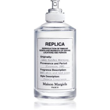 Maison Margiela Replica Lazy Sunday Morning Eau de Toilette pentru femei