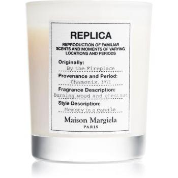 Maison Margiela REPLICA By the Fireplace lumânare parfumată imagine 2021 notino.ro