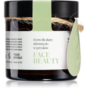 Make Me BIO Face Beauty crema de zi usoara pentru pielea cu imperfectiuni imagine 2021 notino.ro