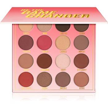 Makeup Obsession Be The Game Changer paletă cu farduri de ochi imagine 2021 notino.ro