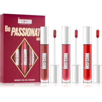 Makeup Obsession Be Passionate About set îngrijire buze imagine 2021 notino.ro