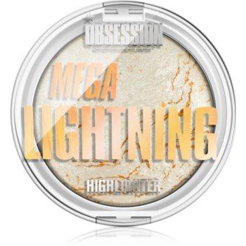 Makeup Obsession Mega Destiny iluminator imagine 2021 notino.ro