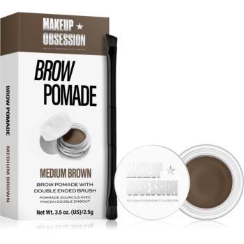 Makeup Obsession Brow Pomade Spancene Pomada imagine 2021 notino.ro