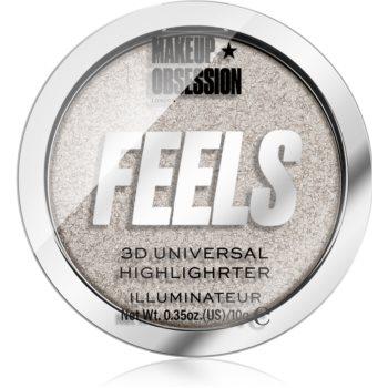 Makeup Obsession Feels iluminator imagine 2021 notino.ro