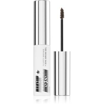 Makeup Obsession Fluffy Brow gel fixare pentru sprancene imagine 2021 notino.ro