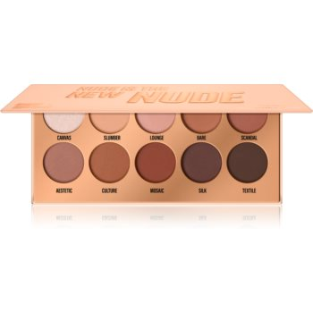 Makeup Obsession Nude Is The New Nude paletă cu farduri de ochi imagine 2021 notino.ro