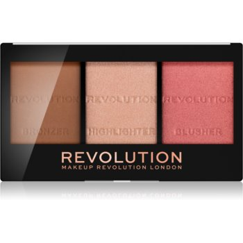 Makeup Revolution Ultra Sculpt & Contour paleta pentru contur facial imagine 2021 notino.ro