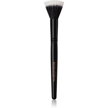 Makeup Revolution Brushes perie pentru baza de machiaj imagine 2021 notino.ro