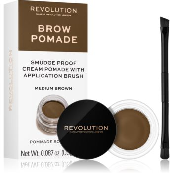 Makeup Revolution Brow Pomade Spancene Pomada imagine 2021 notino.ro