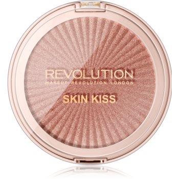 Makeup Revolution Skin Kiss iluminator imagine 2021 notino.ro