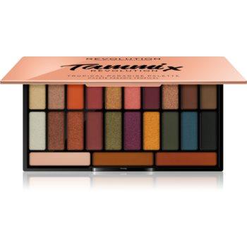 Makeup Revolution Tammi Tropical Paradise paletă cu farduri de ochi imagine 2021 notino.ro