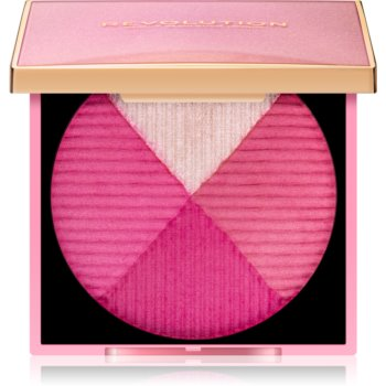 Makeup Revolution Opulence blush notino.ro
