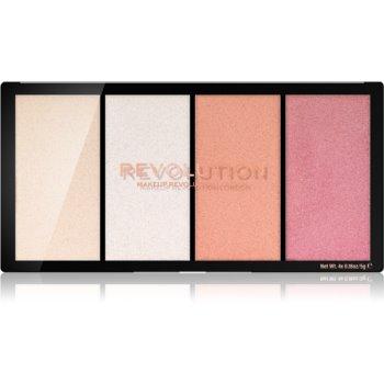 Makeup Revolution Reloaded paleta luminoasa imagine 2021 notino.ro