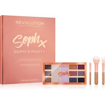 Makeup Revolution Soph X Party Soph set cadou pentru femei imagine 2021 notino.ro