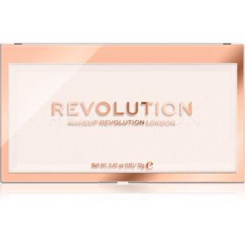 Makeup Revolution Matte Base pudra imagine 2021 notino.ro