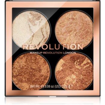 Makeup Revolution Cheek Kit paletă de farduri pentru obraji imagine 2021 notino.ro