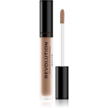 Makeup Revolution Matte ruj lichid mat image0