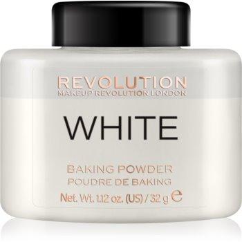 Makeup Revolution Baking Powder pudra notino.ro