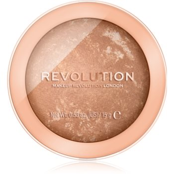Makeup Revolution Reloaded autobronzant imagine 2021 notino.ro