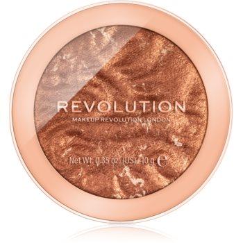 Makeup Revolution Reloaded iluminator imagine 2021 notino.ro
