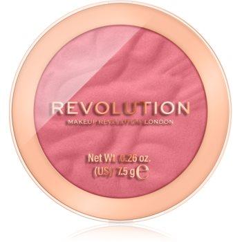 Makeup Revolution Reloaded Blush rezistent imagine 2021 notino.ro