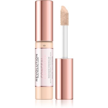 Makeup Revolution Conceal & Hydrate hidratant anticearcan imagine 2021 notino.ro