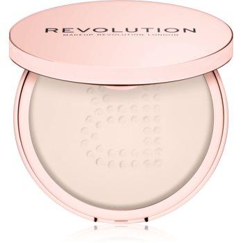 Makeup Revolution Conceal & Fix pudra pulbere transparentă rezistent la apa imagine 2021 notino.ro