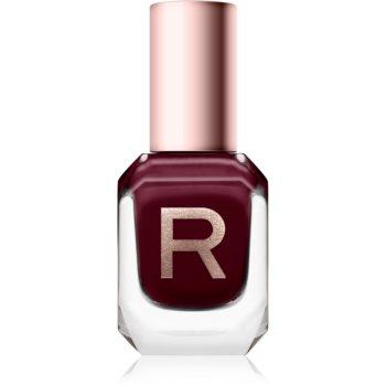 Makeup Revolution High Gloss lac pentru unghii foarte opac lucios notino.ro