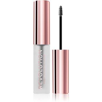 Makeup Revolution Brow Fixer gel pentru sprancene imagine 2021 notino.ro