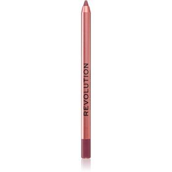 Makeup Revolution Satin Kiss creion contur buze imagine 2021 notino.ro
