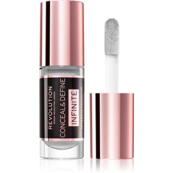 Makeup Revolution Infinite corector pentru reducerea imperfecțiunilor notino.ro