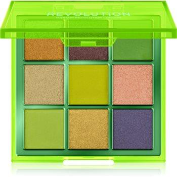 Makeup Revolution Viva Neon paletă cu farduri de ochi notino.ro