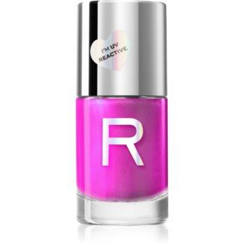 Makeup Revolution Neon Glow lac de unghii cu stralucire neon imagine 2021 notino.ro