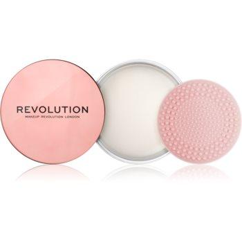 Makeup Revolution Create perie de curățare cu pensula imagine 2021 notino.ro