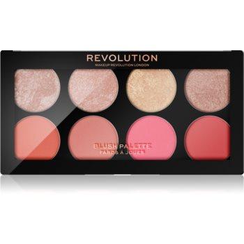 Makeup Revolution Blush paleta fard de obraz imagine 2021 notino.ro