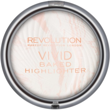 Makeup Revolution Vivid Baked Pudra coapta, pentru stralucire imagine 2021 notino.ro