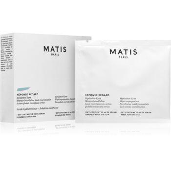 MATIS Paris Reponse Regard Hyalushot-Eyes masca pentru ochi impotriva cearcanelor image0