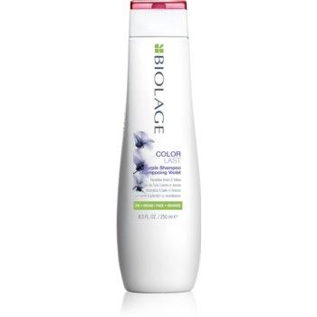 Biolage Essentials ColorLast șampon pentru păr în nuanțe reci de blond, decolorat sau șuvițat imagine 2021 notino.ro