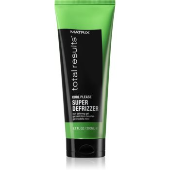 Matrix Total Results Curl Please styling gel pentru par indisciplinat imagine 2021 notino.ro