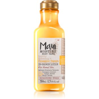 Maui Moisture Lightly Hydrating + Pineapple Papaya lapte de corp pentru dus imagine 2021 notino.ro