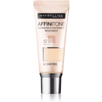 Maybelline Affinitone make up hidratant notino.ro