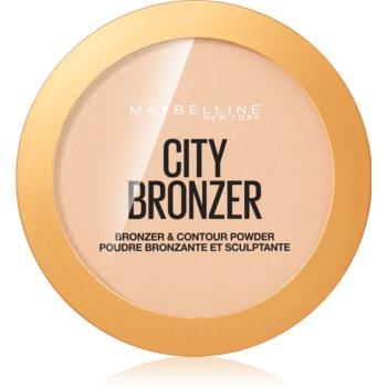 Maybelline City Bronzer bronzer și pudră pentru contur imagine 2021 notino.ro