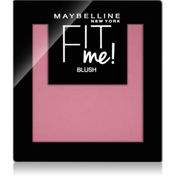 Maybelline Fit Me! Blush blush notino.ro