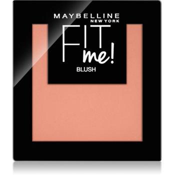 Maybelline Fit Me! Blush blush imagine 2021 notino.ro
